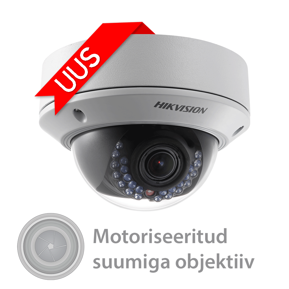 abcf2f1773a Hikvision IP kaamera DS-2CD2742FWD-IZ 4MP WDR – Televool